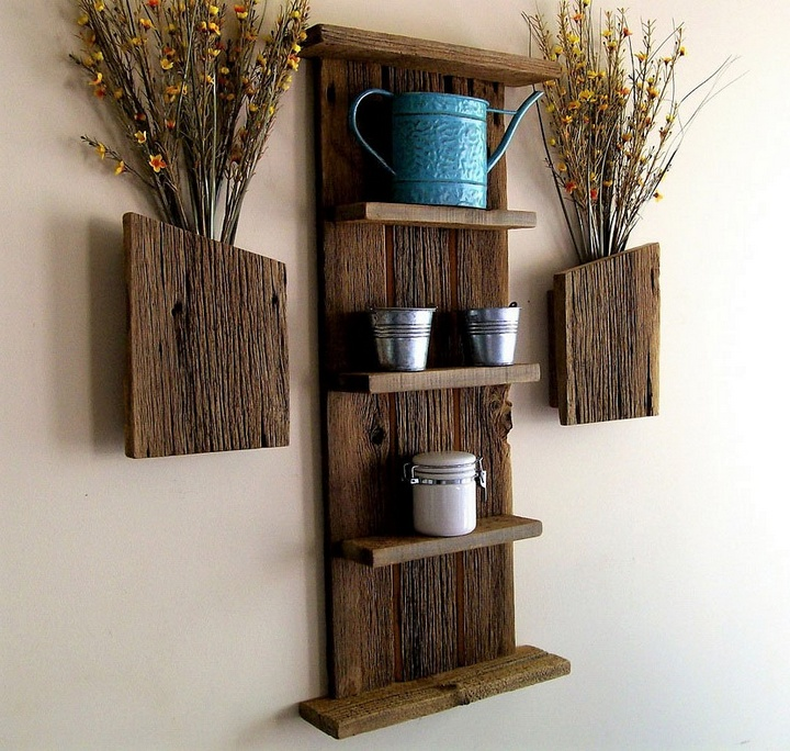 Creative Design Ideas for Wall Shelves