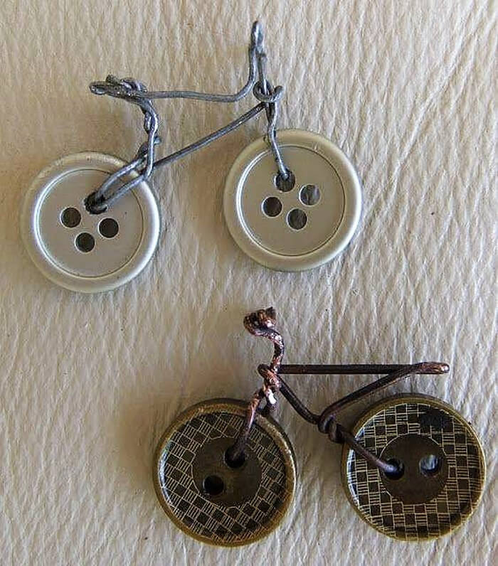 Creative Things To Do With Old Used Buttons - Inspirationalz