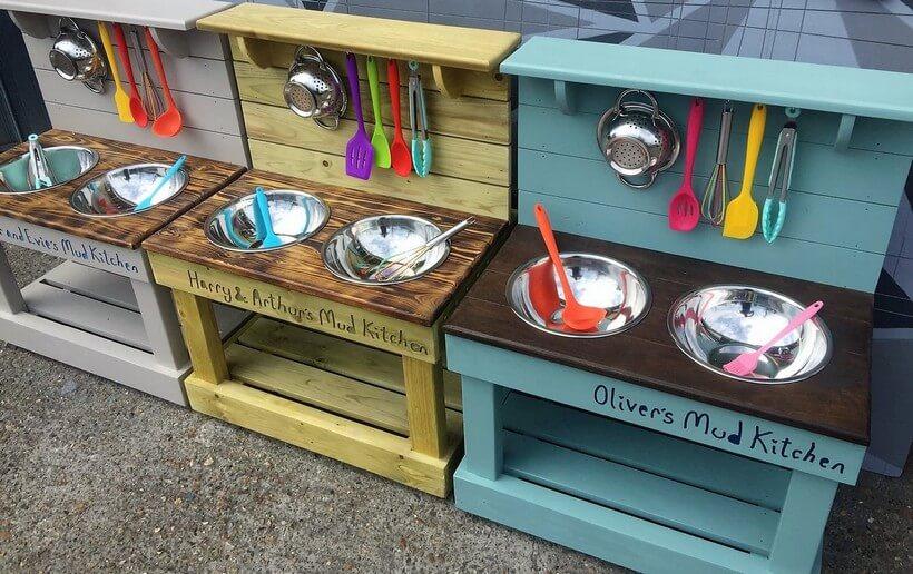 70 Inspirational Diy Ideas For Kids Pallet Mud Kitchens Inspirationalz Inspirationalz
