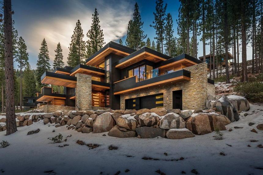 Contemporary Exterior Home Ideas 10 - 2