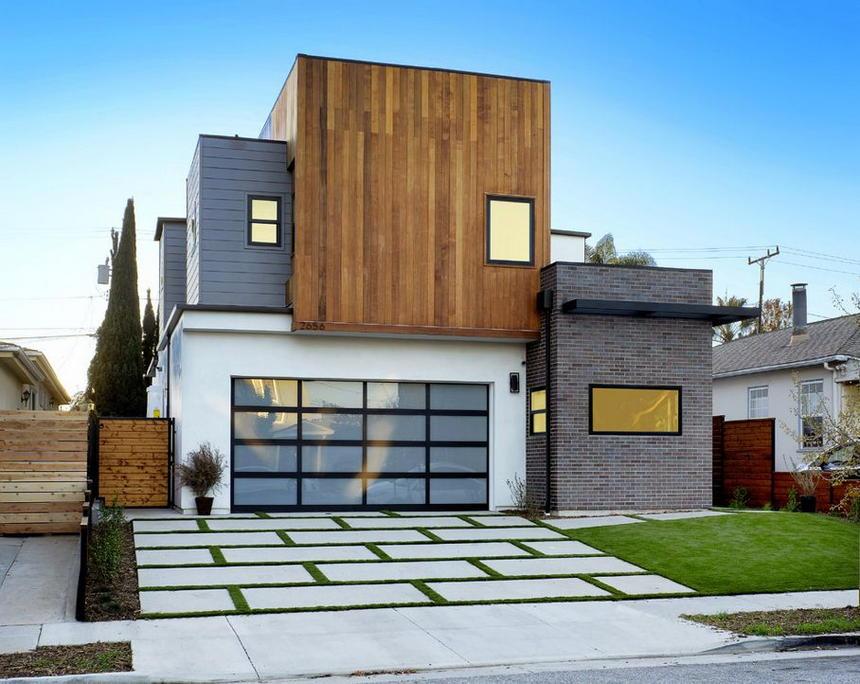 Contemporary Exterior Home Ideas 12