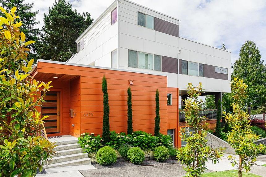 Contemporary Exterior Home Ideas 15