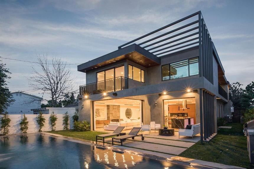 Contemporary Exterior Home Ideas 17