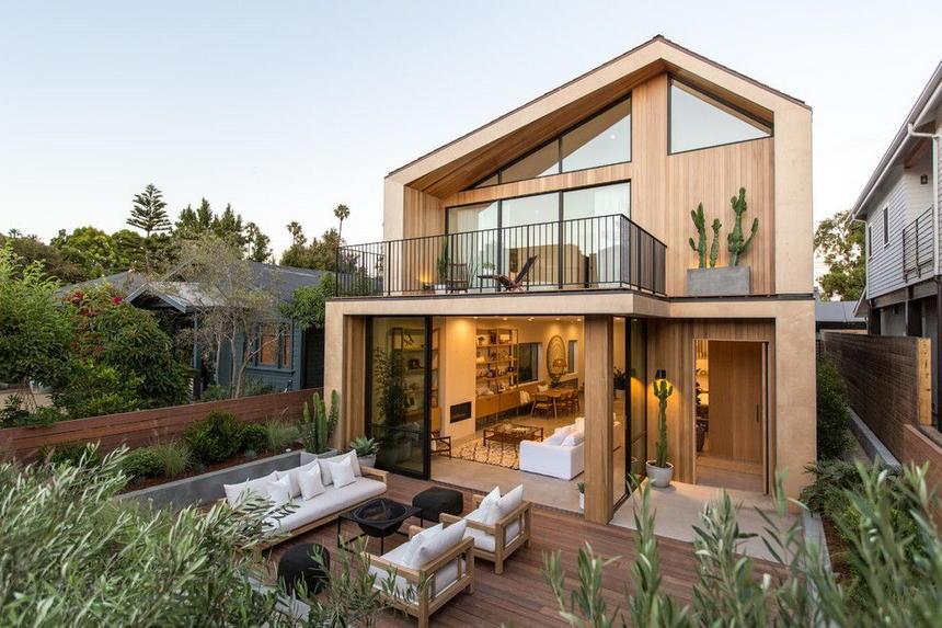 Contemporary Exterior Home Ideas 18 - 2