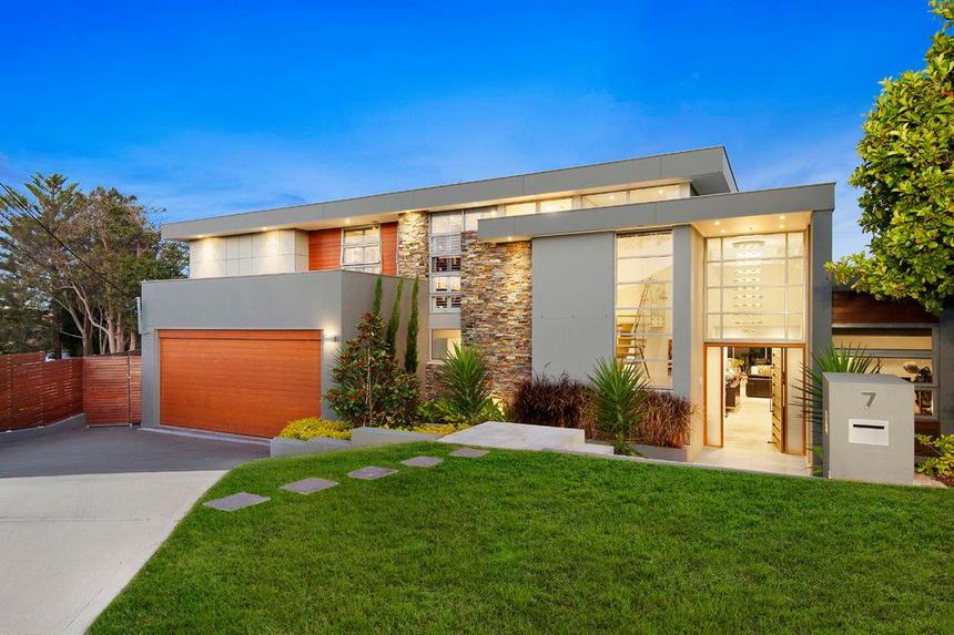 Contemporary Exterior Home Ideas 18