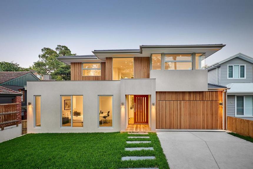 Contemporary Exterior Home Ideas 2