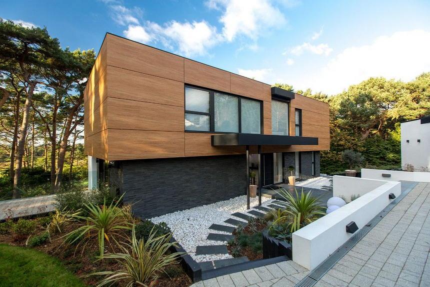 Contemporary Exterior Home Ideas 20