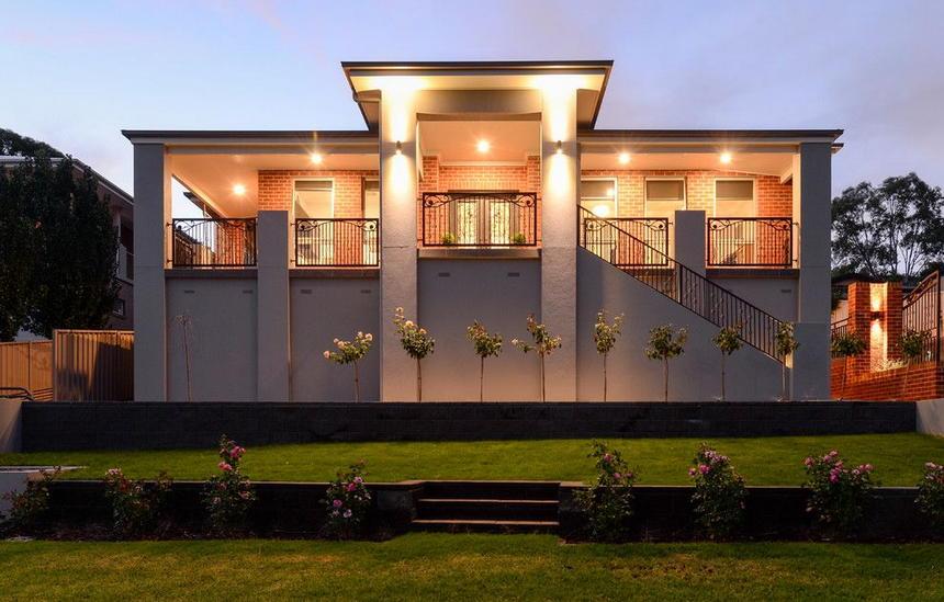 Contemporary Exterior Home Ideas 21