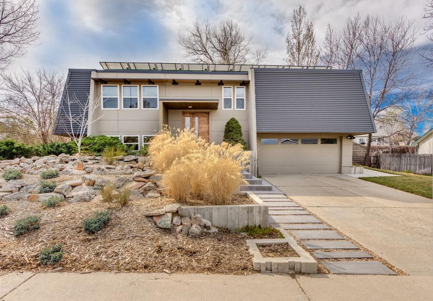 Contemporary Exterior Home Ideas 25