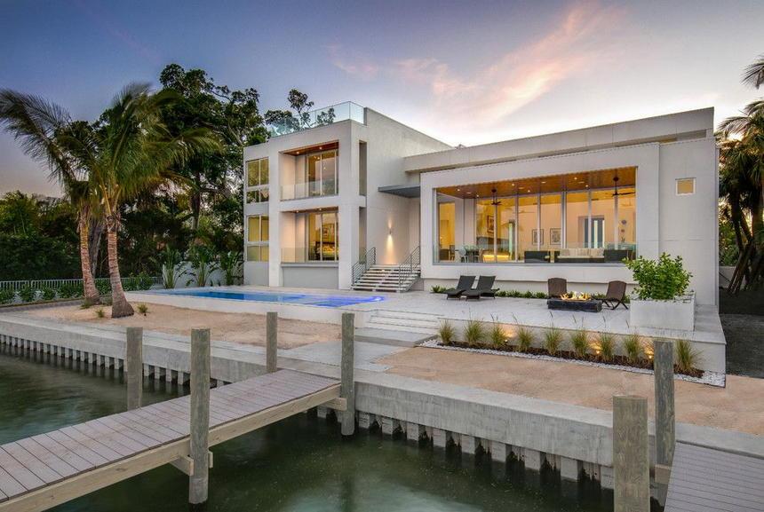 Contemporary Exterior Home Ideas 26