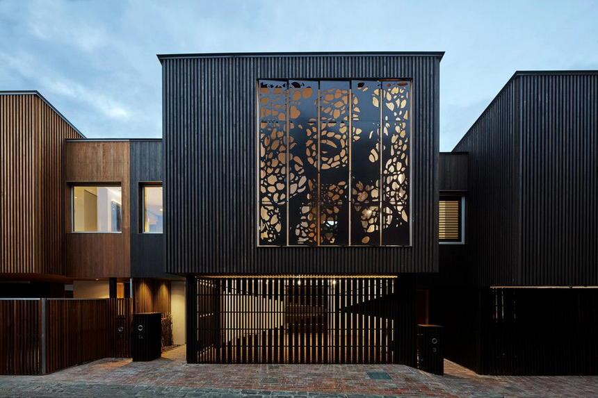 Contemporary Exterior Home Ideas 29