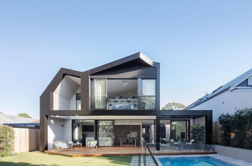 Contemporary Exterior Home Ideas 30