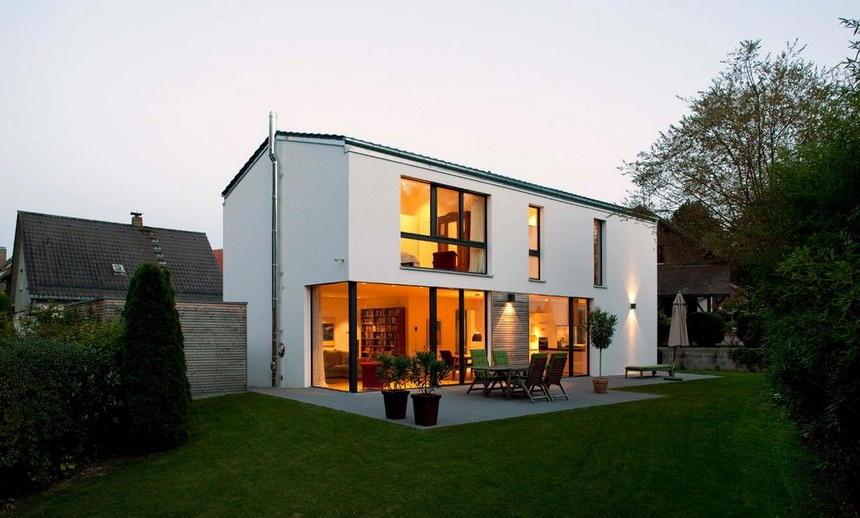 Contemporary Exterior Home Ideas 32