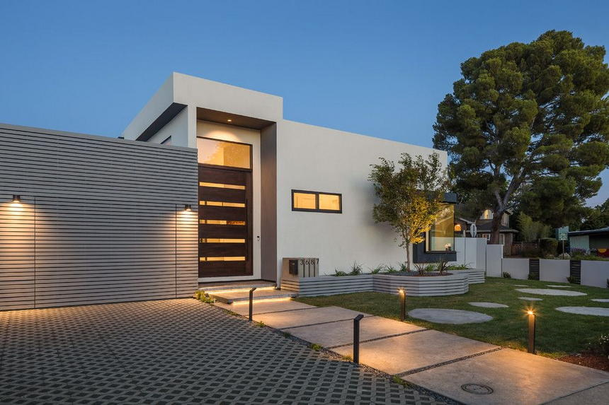 Contemporary Exterior Home Ideas 34