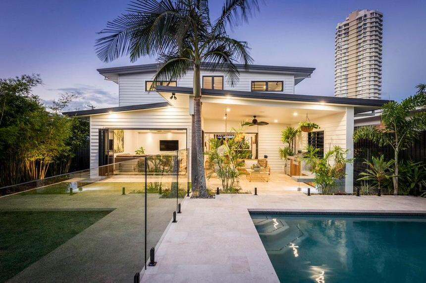 Contemporary Exterior Home Ideas 5