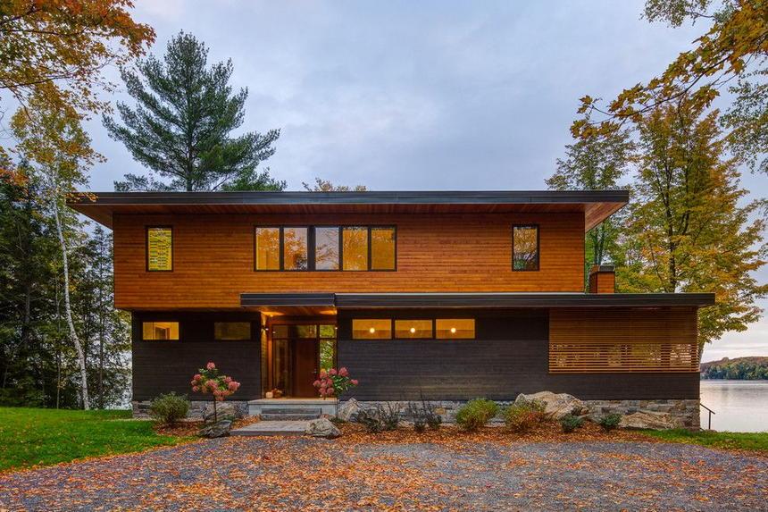 Contemporary Exterior Home Ideas 8