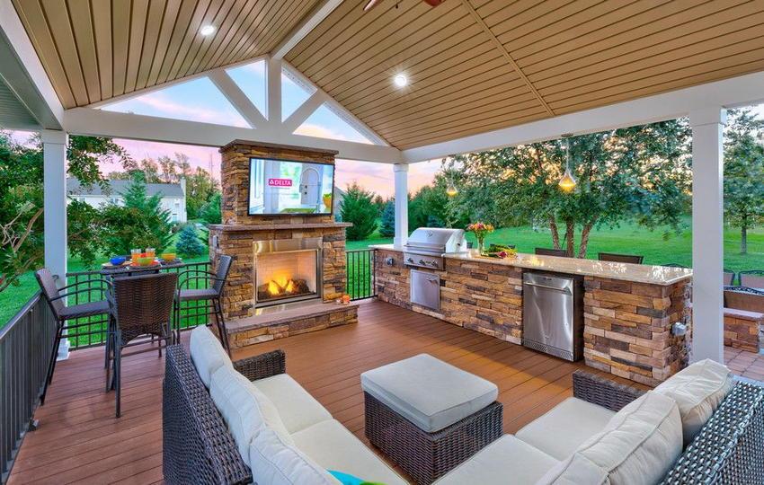 Outdoor Kitchen Design Ideas 1
