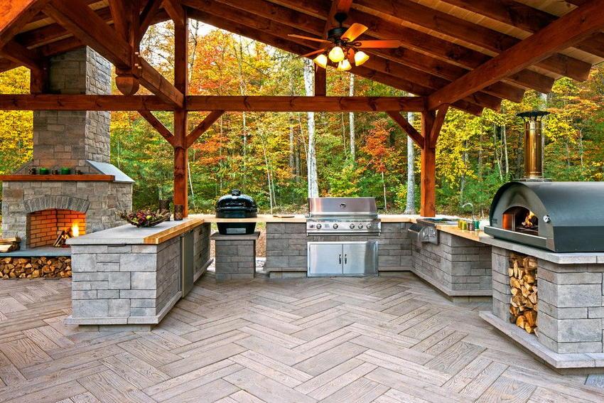 Outdoor Kitchen Design Ideas 10