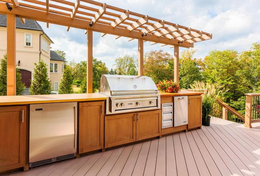 Outdoor Kitchen Design Ideas 15