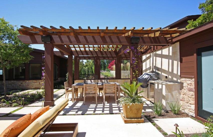 Outdoor Kitchen Design Ideas 18