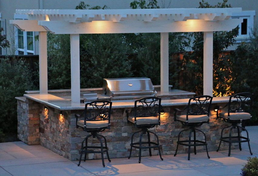 Outdoor Kitchen Design Ideas 19