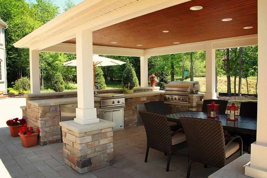 Outdoor Kitchen Design Ideas 22