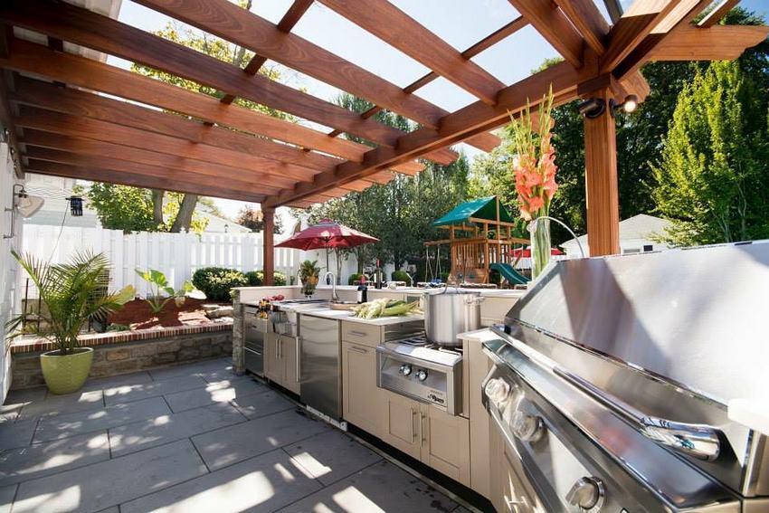 Outdoor Kitchen Design Ideas 28