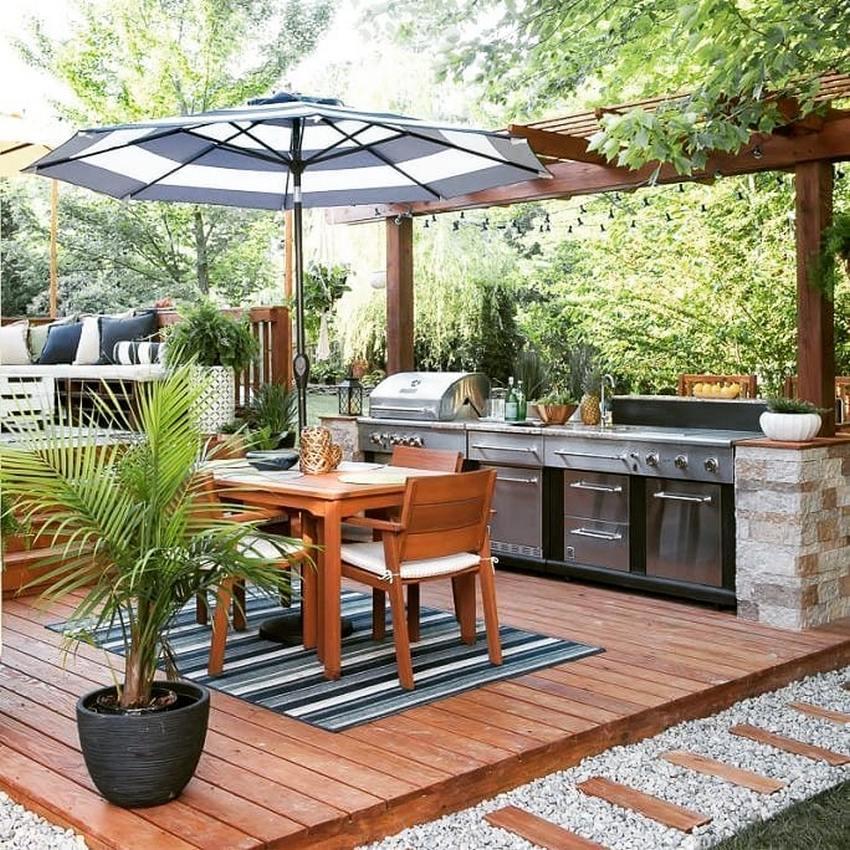 Outdoor Kitchen Design Ideas 31