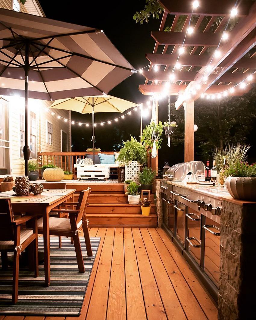 Outdoor Kitchen Design Ideas 34