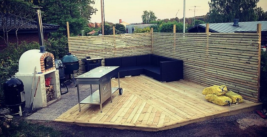 Outdoor Kitchen Design Ideas 35