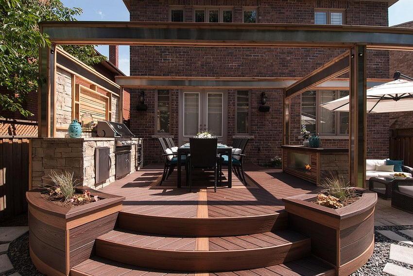 Outdoor Kitchen Design Ideas 4