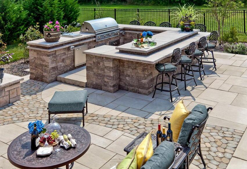 Outdoor Kitchen Design Ideas 7