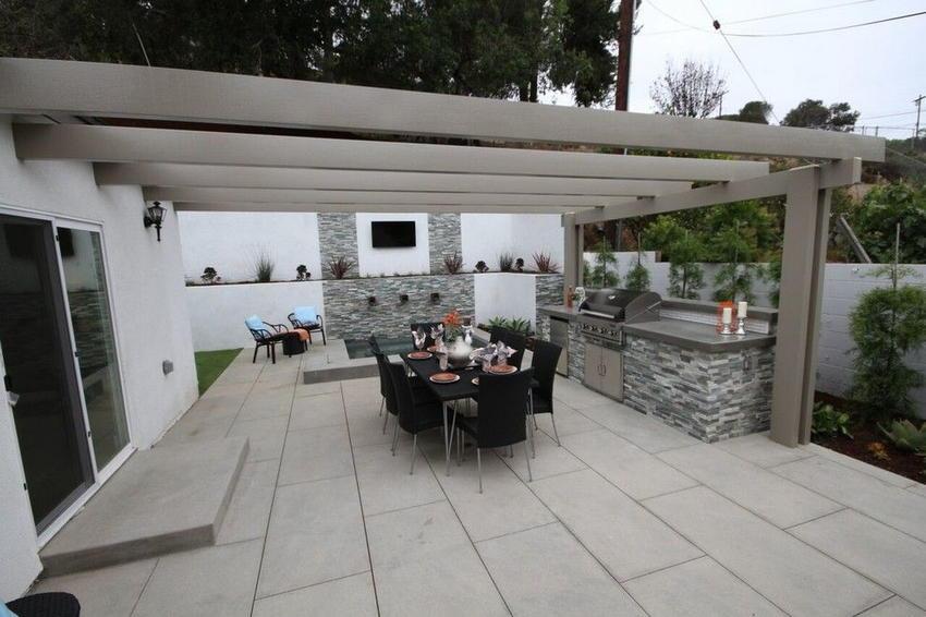 Outdoor Kitchen Design Ideas 9