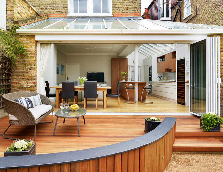 Awesome Outdoor Deck Plans and Layouts | DIY Motive on Garden Patio Designs And Layouts id=37984