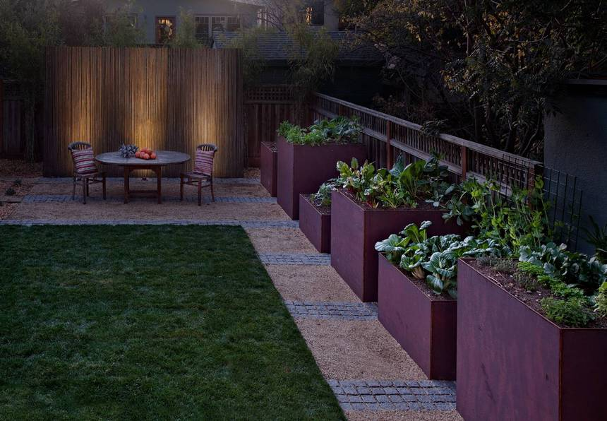 raised garden bed ideas 15