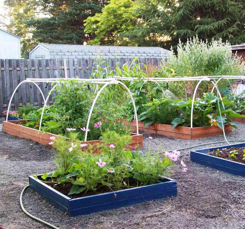 raised garden bed ideas 19