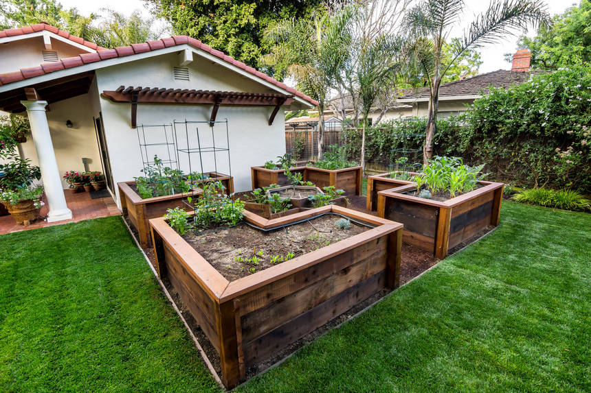 raised garden bed ideas 2