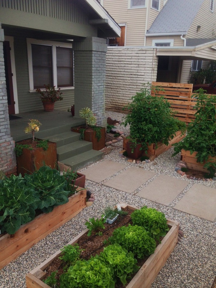 raised garden bed ideas 26
