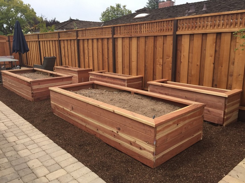 raised garden bed ideas 35