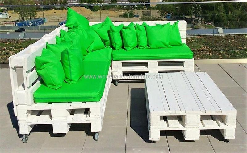 recycled pallet outdoor sofa and couch 101