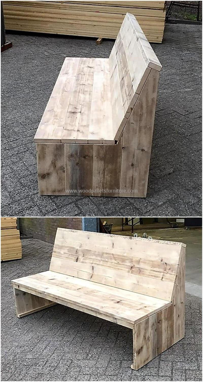 recycled pallet outdoor sofa and couch 98