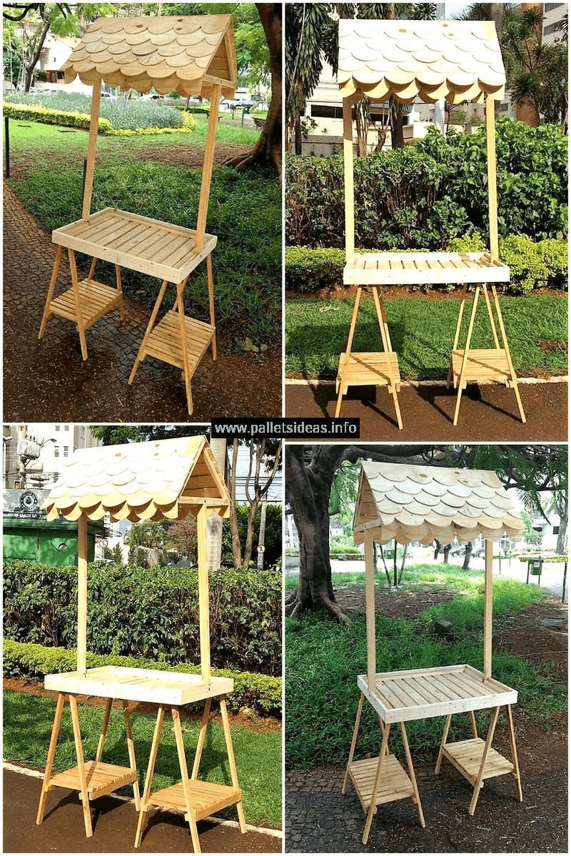 wood pallet bar plan 100