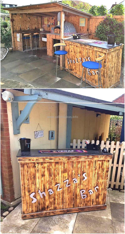 wood pallet bar plan 113