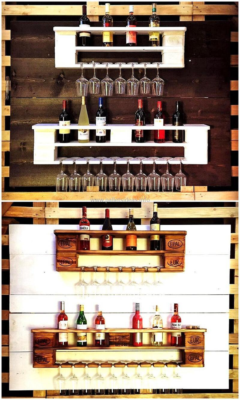 wood pallet bar plan 115