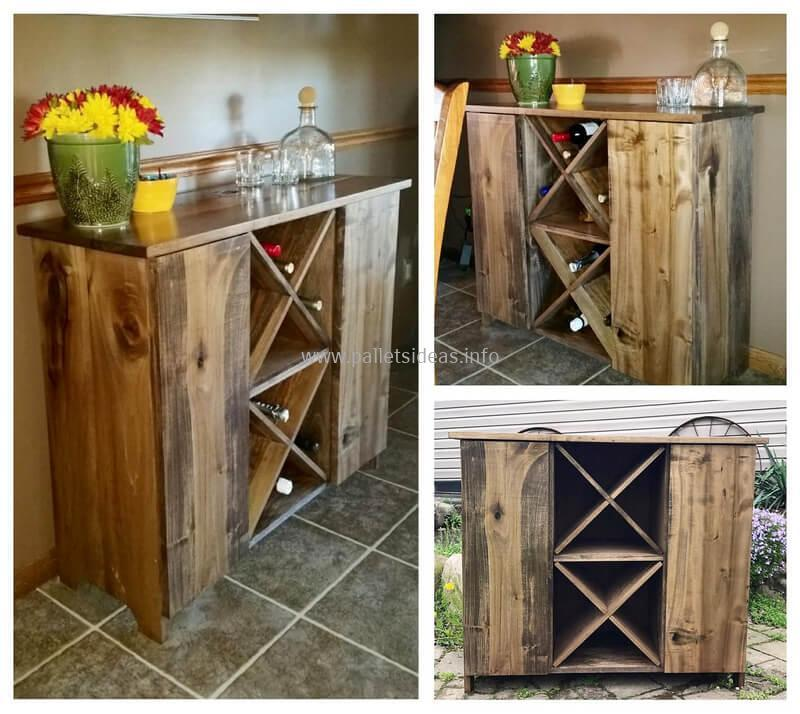 wood pallet bar plan 129