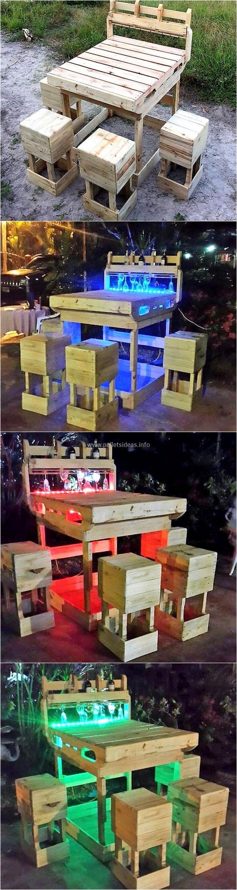 wood pallet bar plan 139