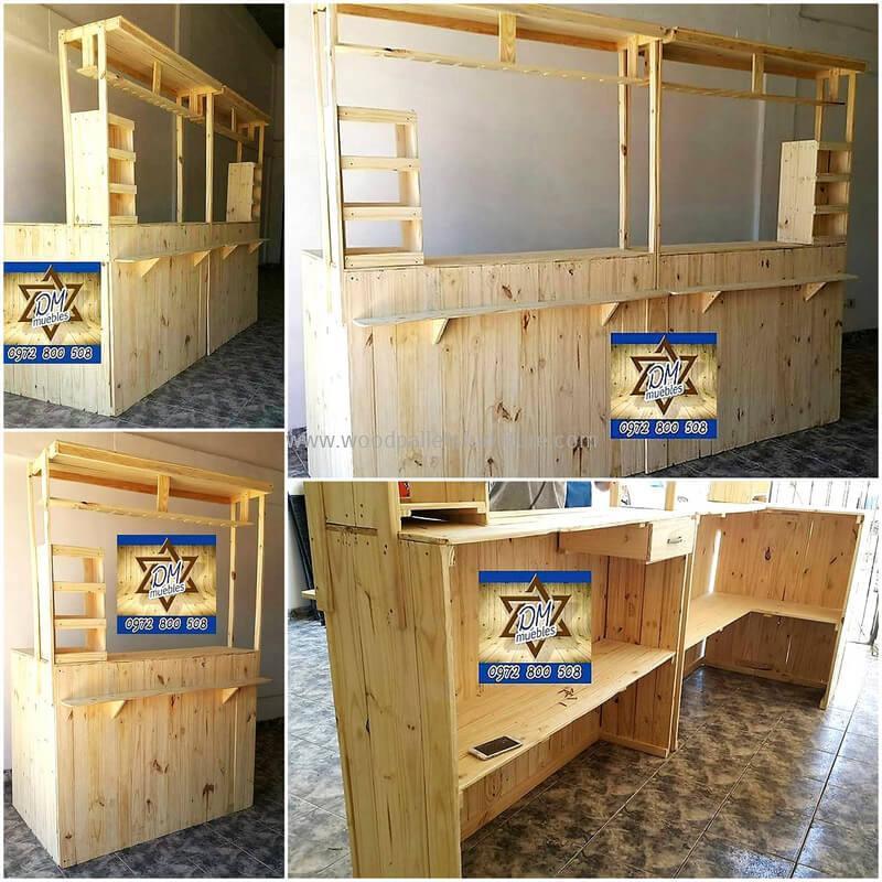wood pallet bar plan 20 - 2