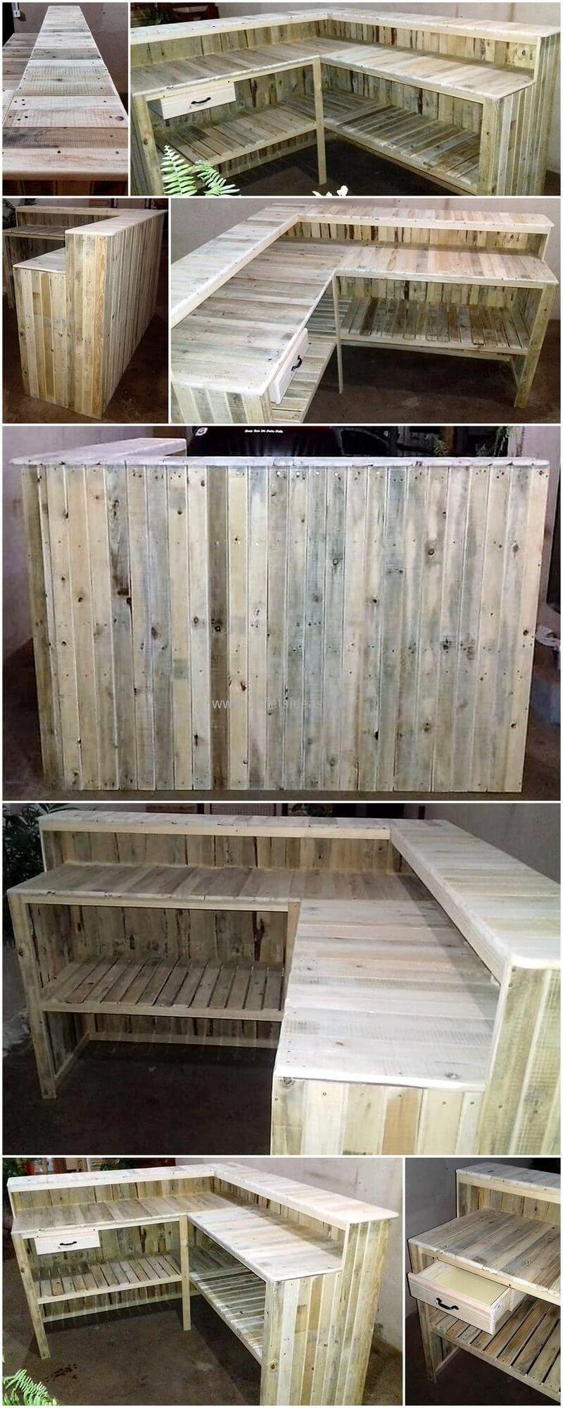 wood pallet bar plan 20
