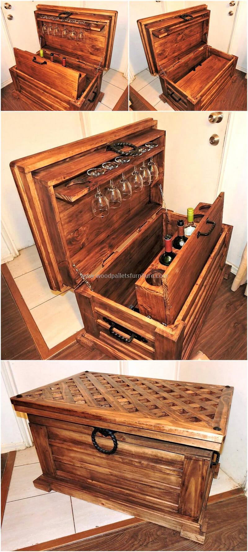 wood pallet bar plan 23 - 2