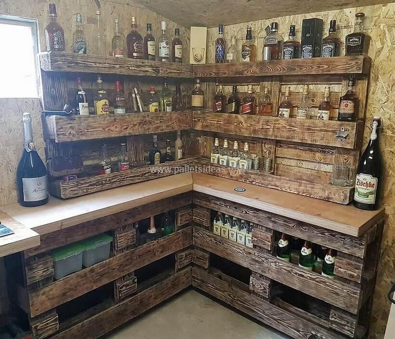 wood pallet bar plan 23